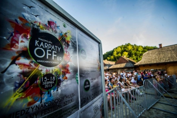 Festiwal Karpaty OFFer 2013