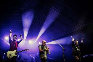 Koncert w Krynicy